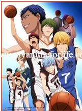 On January 15 Netflix Adds Anime Kuroko's Basketball