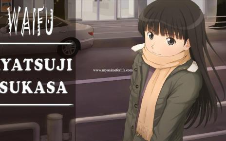 The Best Waifu Ayatsuji Tsukasa - Amagami SS