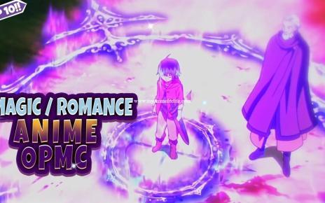 Magic Romance Anime Where MC Is Overpowered