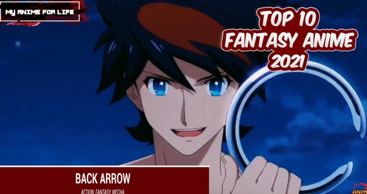 Top 10 New Fantasy Anime To Watch In 2021