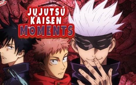 Top 10 Jujutsu Kaisen Fights - Best Jujutsu Kaisen Moments