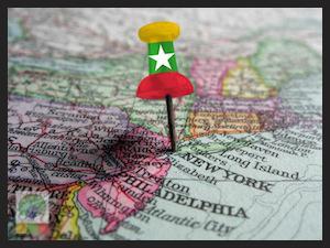 Myanmar In Your City