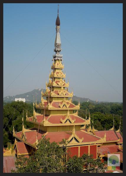 Royal Palace - Mandalay - Myanmar (Burma) 2