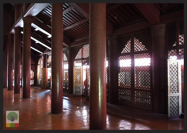 Royal Palace - Mandalay - Myanmar (Burma) 4