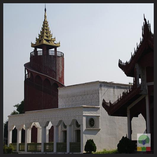 Royal Palace - Mandalay - Myanmar (Burma) 7