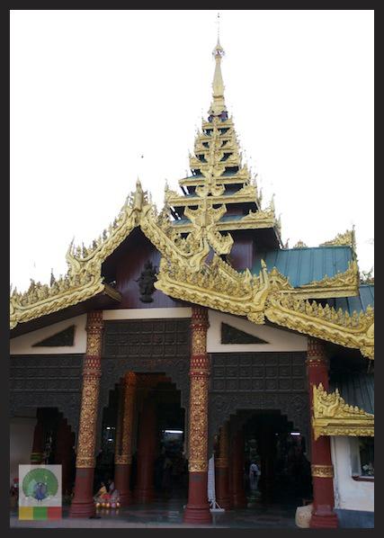 Shwedagon Pagoda - Yangon - Myanmar 3