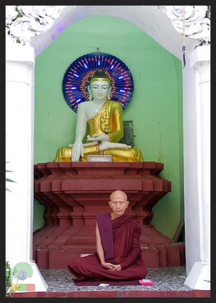 Shwedagon Pagoda - Yangon - Myanmar 8