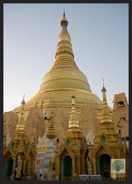 Shwedagon Pagoda - Yangon - Myanmar 9