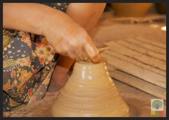 Pottery Workshop in Twante - near Yangon 4