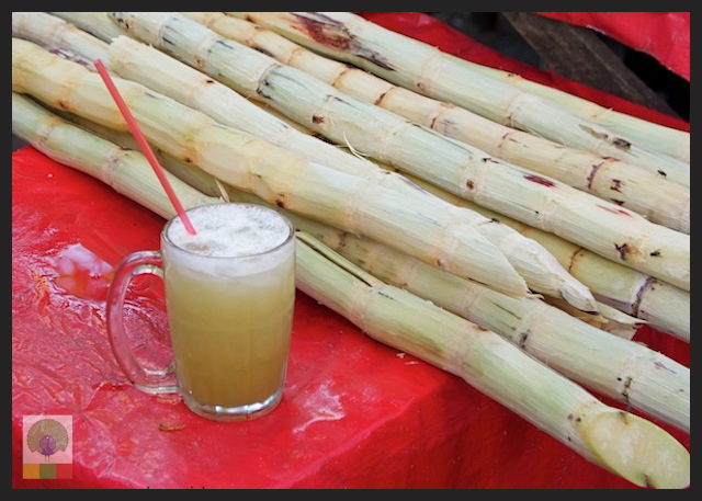Sugar Cane: Freshly Squeezed on the Streets of Myanmar
