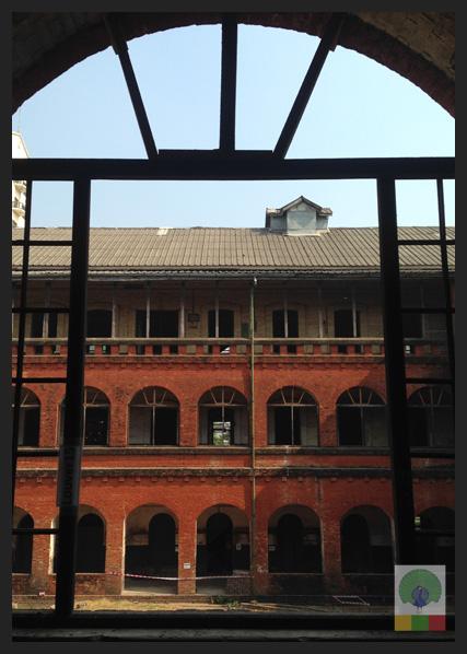 Former Myanmar Railway Headquarters - Colonial Myanmar 3