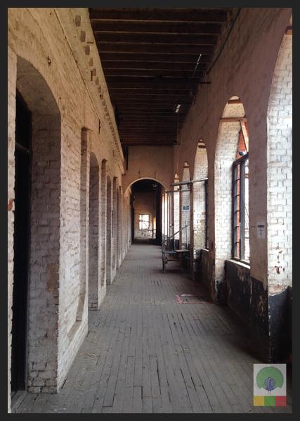 Former Myanmar Railway Headquarters - Colonial Myanmar 4