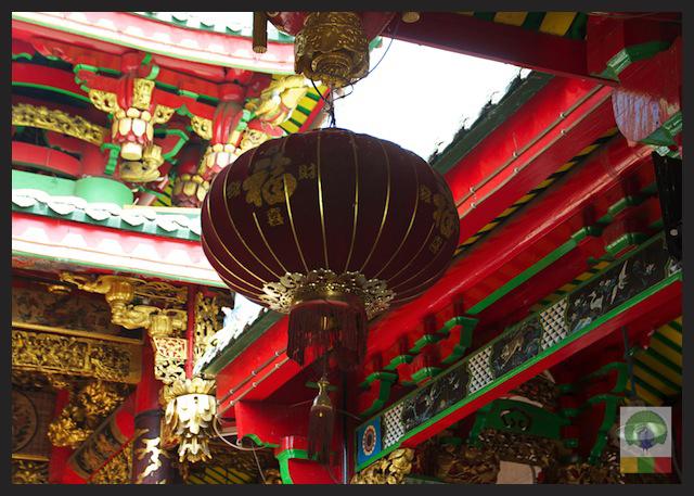 Kheng Hock Keong Chinese Temple - Yangon - Myanmar (Burma) 5