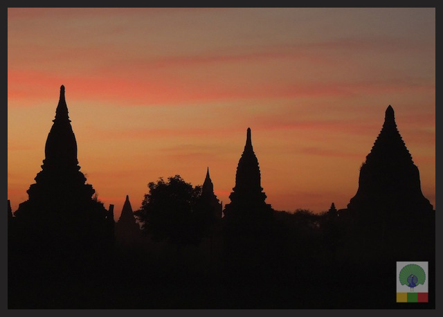 Bagan Temples by night - Myanmar (Burma) 3