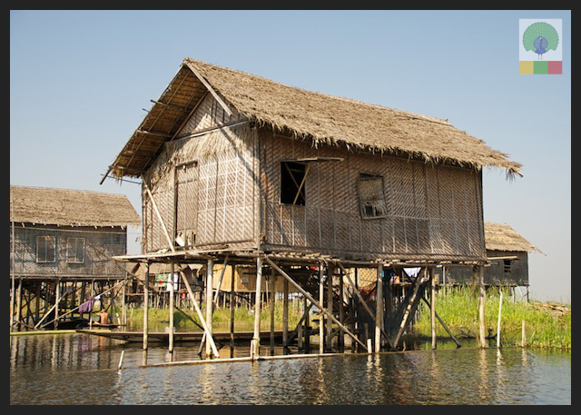 Floating Gardens Inle Lake - Myanmar (Burma) 3