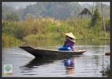 Floating Gardens Inle Lake - Myanmar (Burma)
