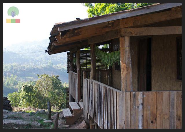 Monastery - Inle Lake - Myanmar (Burma) 7