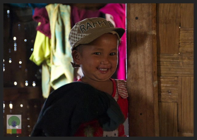 Smiles of Myanmar