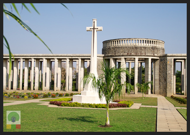 Taukkyan war cemetery - near Yangon - Myanmar Travel Essentials 2