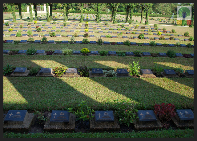 Taukkyan war cemetery - near Yangon - Myanmar Travel Essentials 6