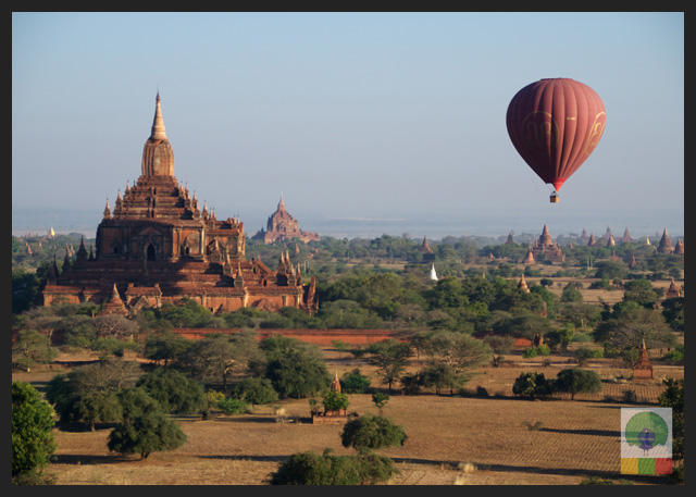Balloons Over Bagan - Myanmar Travel Essentials 12