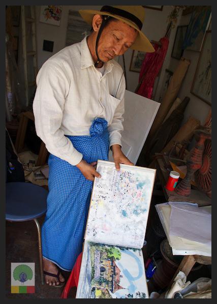 Muu Muu - Artist - Pin Oo Lwin - Myanmar Travel Essentials_5