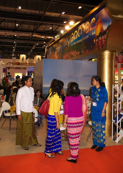Myanmar at World Travel Market - Myanmar Travel Essentials 3