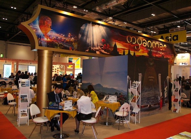 Myanmar at World Travel Market - Myanmar Travel Essentials 4