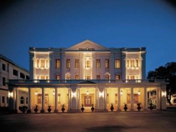 The Strand Hotel Yangon - Myanmar Travel Essentials