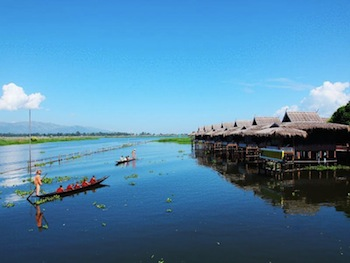 Paramount Inle Resort - Inle Lake - Myanmar Travel Essentials