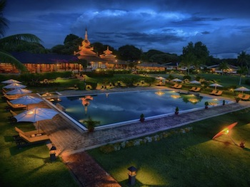 Bagan Thiripyitsaya Sanctuary Resort - Myanmar Travel Eseentials