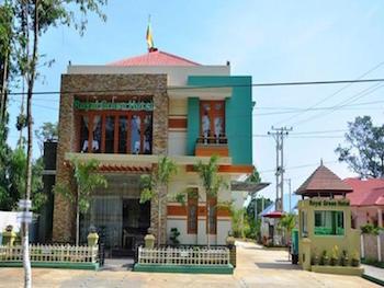 Royal Green Hotel - Pyin Oo Lwin - Myanmar Travel Essentials