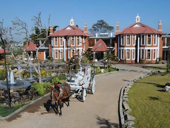 Royal Reward Resort - Pyin Oo Lwin - Myanmar Travel Essentials