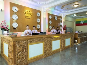 Smart Hotel - Mandalay - Myanmar Travel Essentials