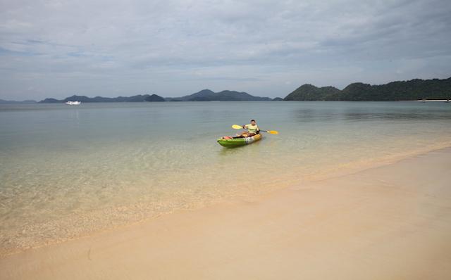 Kayaking - Myeik - Mergui Archipelago - Myanmar Travel Essentials