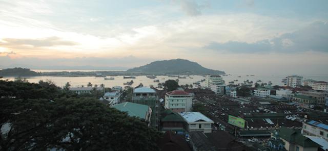 Myeik Panoramic - Myeik - Mergui Archipelago - Myanmar Travel Essentials