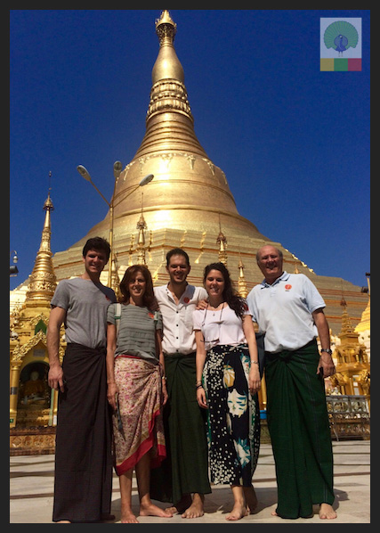 Perfect Family Trip - Shwedagon Pagoda - Yangon - Myanmar Travel Essentials