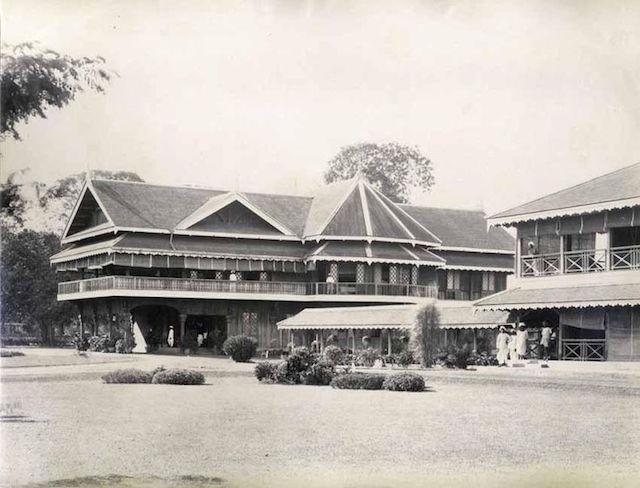 Pegu Club - Yangon - Burma