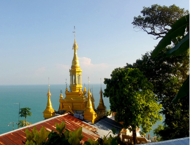 shin maw pagoda - dawei - myanmar travel essentials