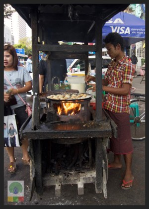 Street Snack Tour - Couple Snack - Myanmar Travel Essentials