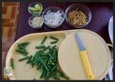 Yangon Cooking Class - Long Bean Salad - Myanmar Travel Essentials