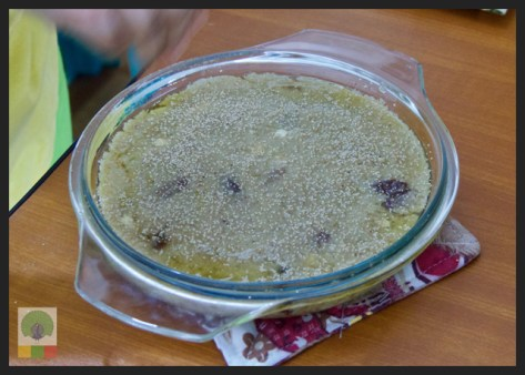 Yangon Cooking Class - Semolina Cake - Myanmar Travel Essentials