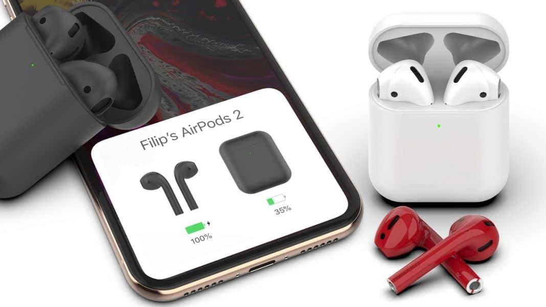 6bcedb86a1a Rivelate le prime caratteristiche di AirPods 2 di Apple, quando escono?