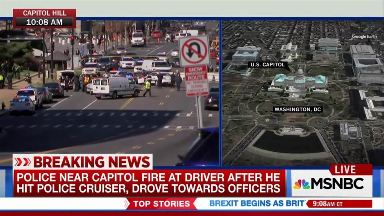 cop car hit near capitol_1490797921282.jpg