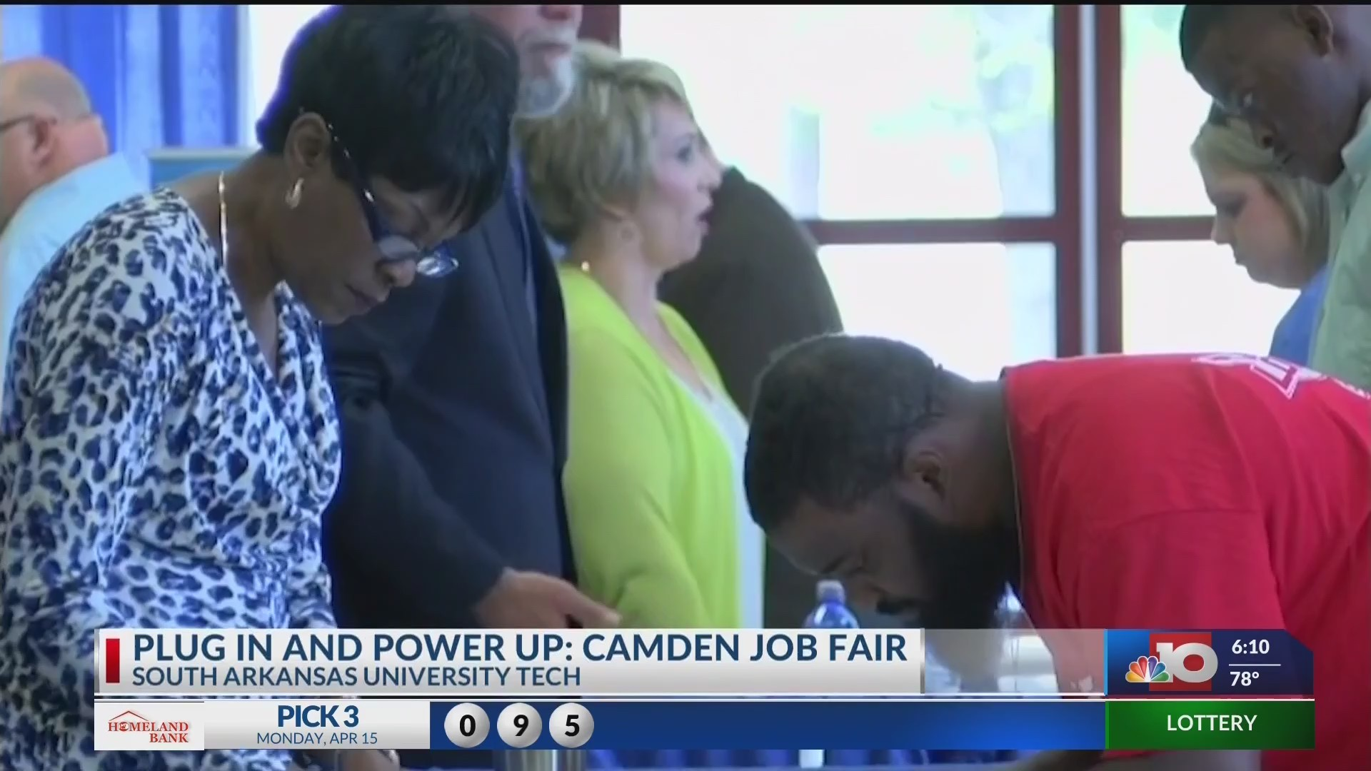 Camden community hosts job fair