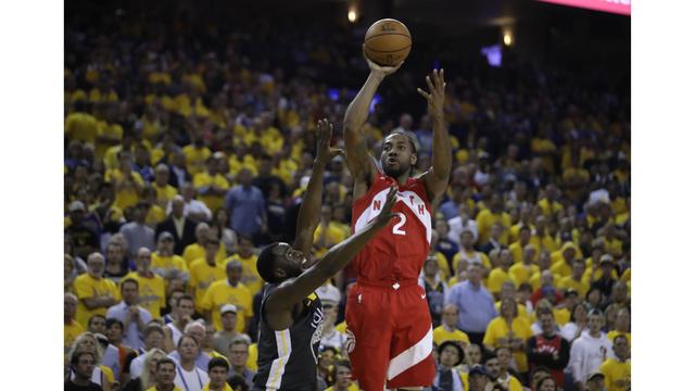 NBA Finals Raptors Warriors Basketball_1560491245759