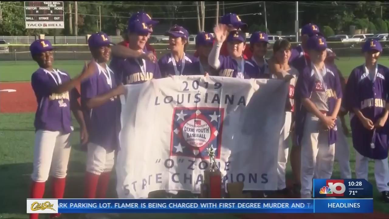 Monroe 12U Majors advance to Dixie World Series in Ruston