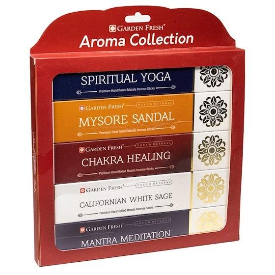 Aroma Collection Räucherstäbchen