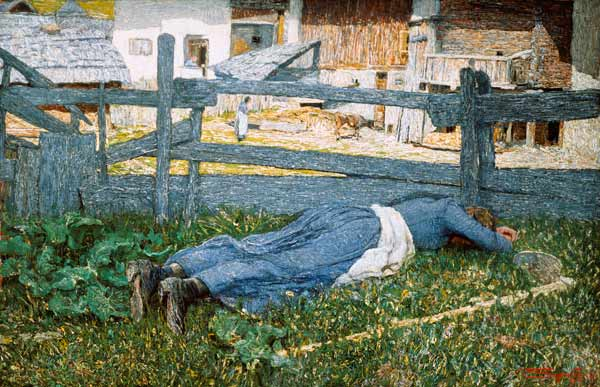 Image result for Giovanni Segantini