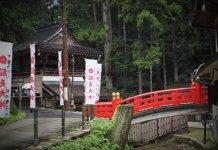 奈良県吉野郡、脳天神社
